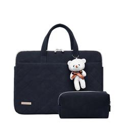 """14"""" 15.6"""" Laptop Notebook Briefcase Bag Carrying Case Totes"""