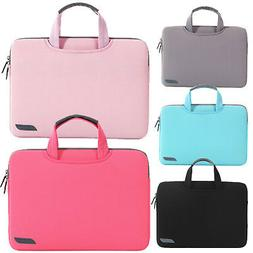 """15.4"""" Laptop Tote Bag Notebook Computer Briefcase Carry Case"""