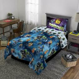 The Lego Movie 2 4Pc Bedding Set, Twin, Bed In A Bag With Bo