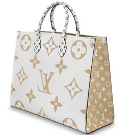 Louis Vuitton 2019 ON THE GO ONTHEGO TOTE Summer Monogram Gi
