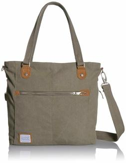 Travelon Anti-Theft Heritage Tote Bag Travel, Sage, One Size