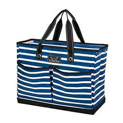 SCOUT BJ Bag, Large Tote Bag for Women with 4 Exterior Pocke