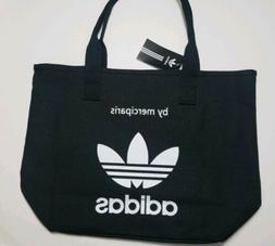 Black Adidas Tote/ Shoppers Bag-Trendy Casual  Relaxed Shoul