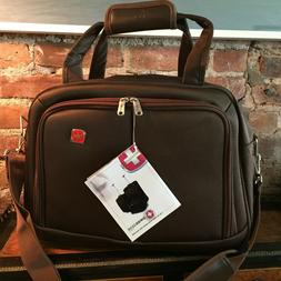 """SWISSGEAR by WENGER ~ 14"""" Vertical Tote Bag w/Suitcase Handl"""