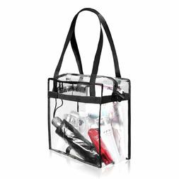 Clear Stadium Bags 12x12x6 Backpack Approved Women Transpare
