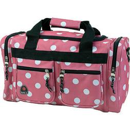 """Rockland Luggage Freestyle 19"""" Tote Bag 15 Colors Rolling Du"""