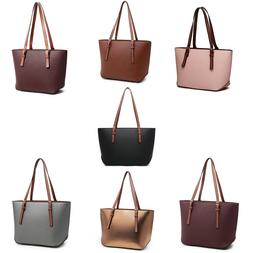 Handbags for Women, POPPY Laptop Tote Shoulder Bags Leather