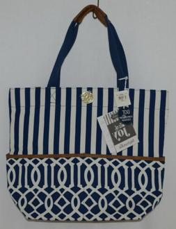 Brand New Mud Pie Jaipur Essential Bundle Diaper Bag Tote in
