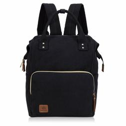 japanese style canvas convertible backpack women s