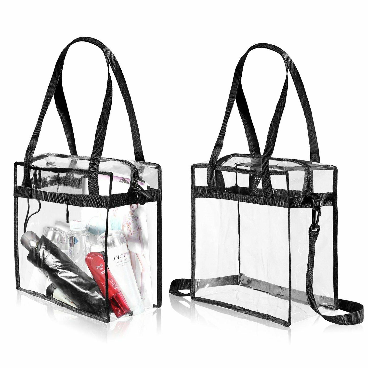 clear bag the clear tote bag