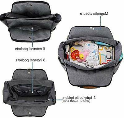Lekebaby Bag Purse Diaper for and
