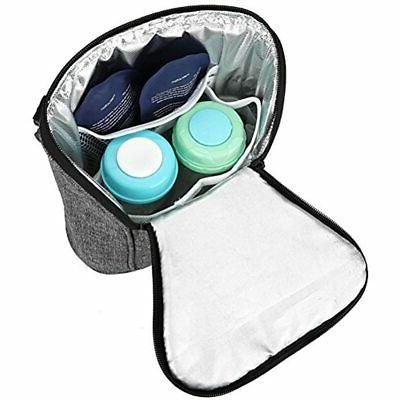Insulated Bottle Bags Or Cool,