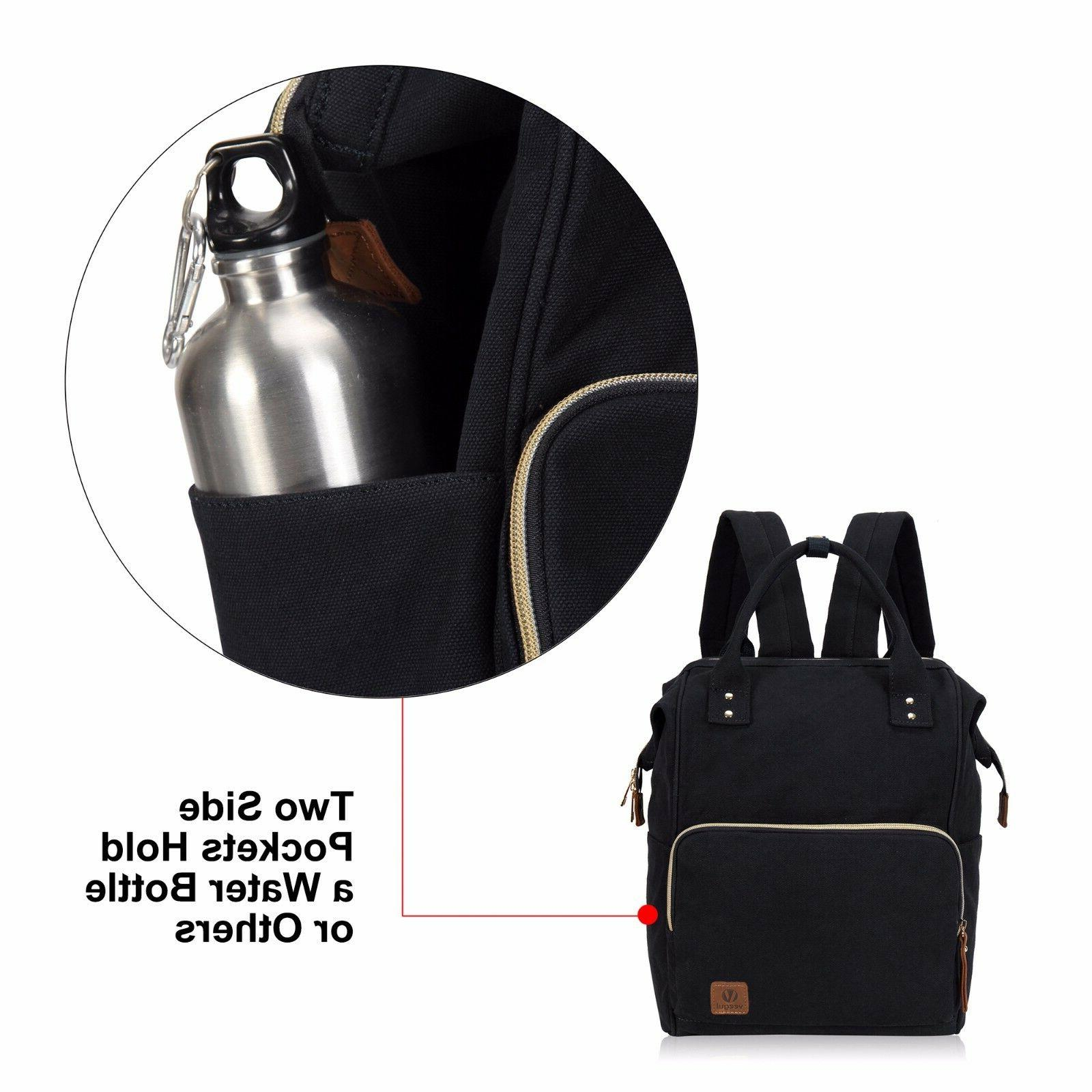 Japanese Style Backpack Women's Purse Handy Tote Bag