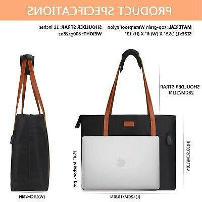 Relavel Laptop Tote for Women