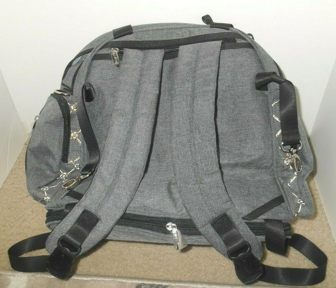 Large Expandable Bag Backpack NEW