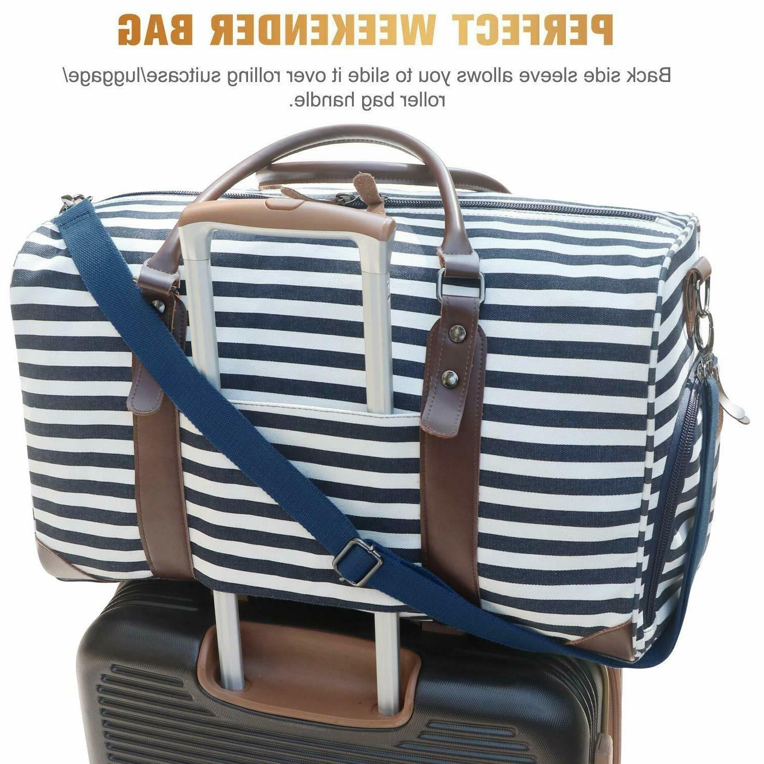 Leather Style Blue White