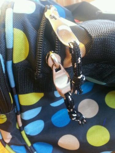 ROCKLAND TOTE DOTS ONE