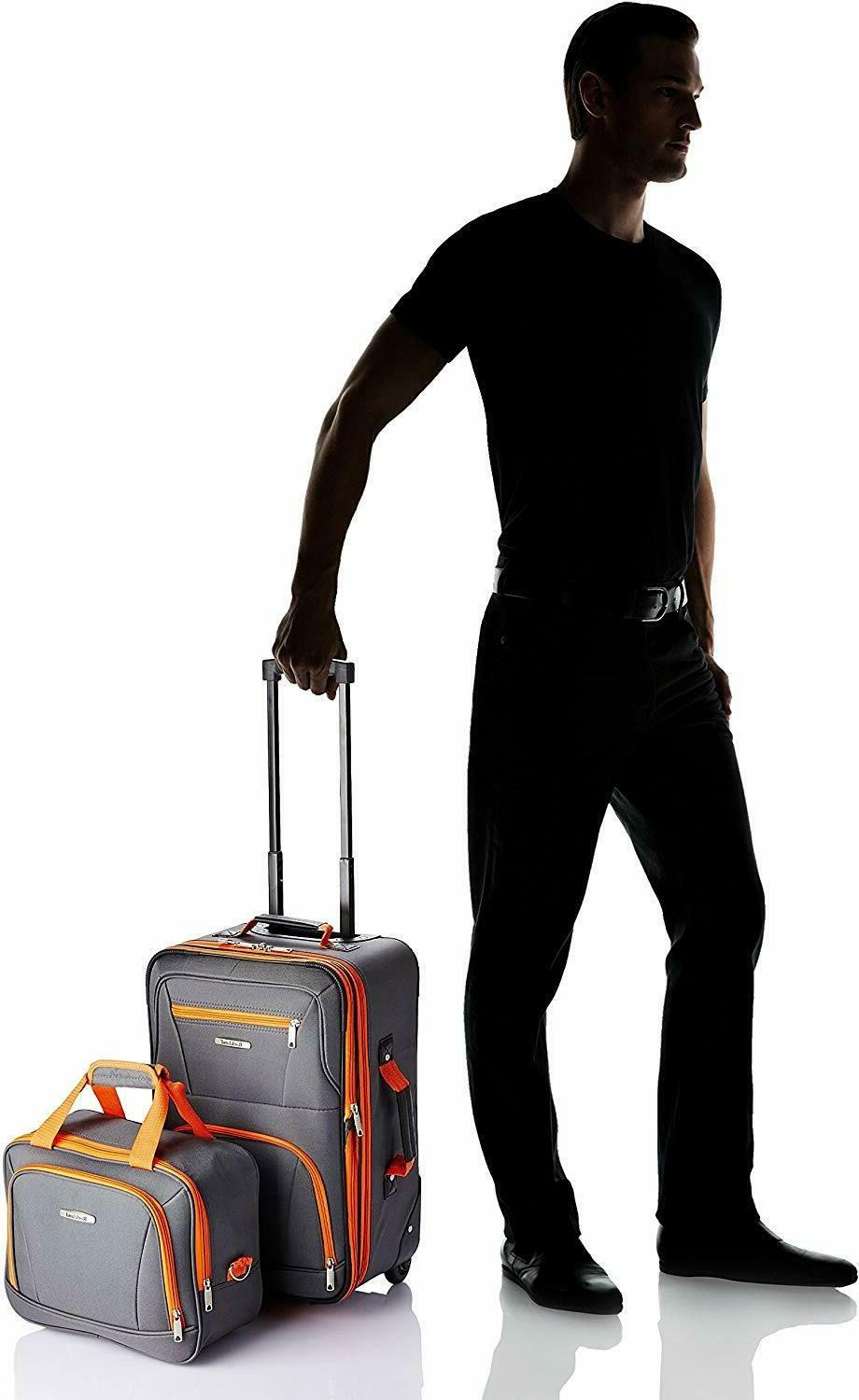 NEW Carry-on Luggage Tote Expandable