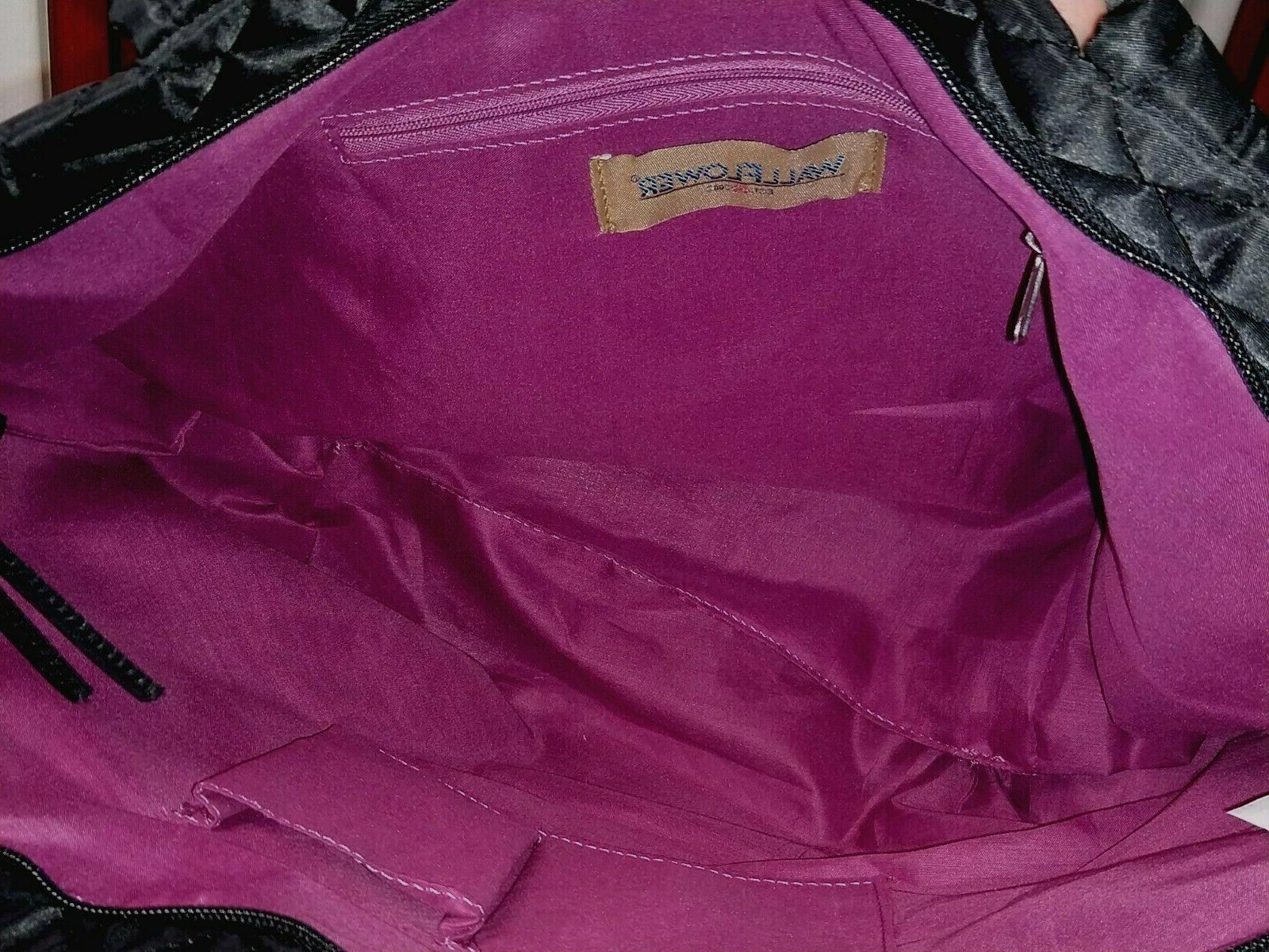 New NWT Purse Tote Quilted