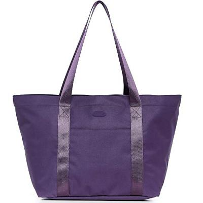 nylon family travel tote beach bag