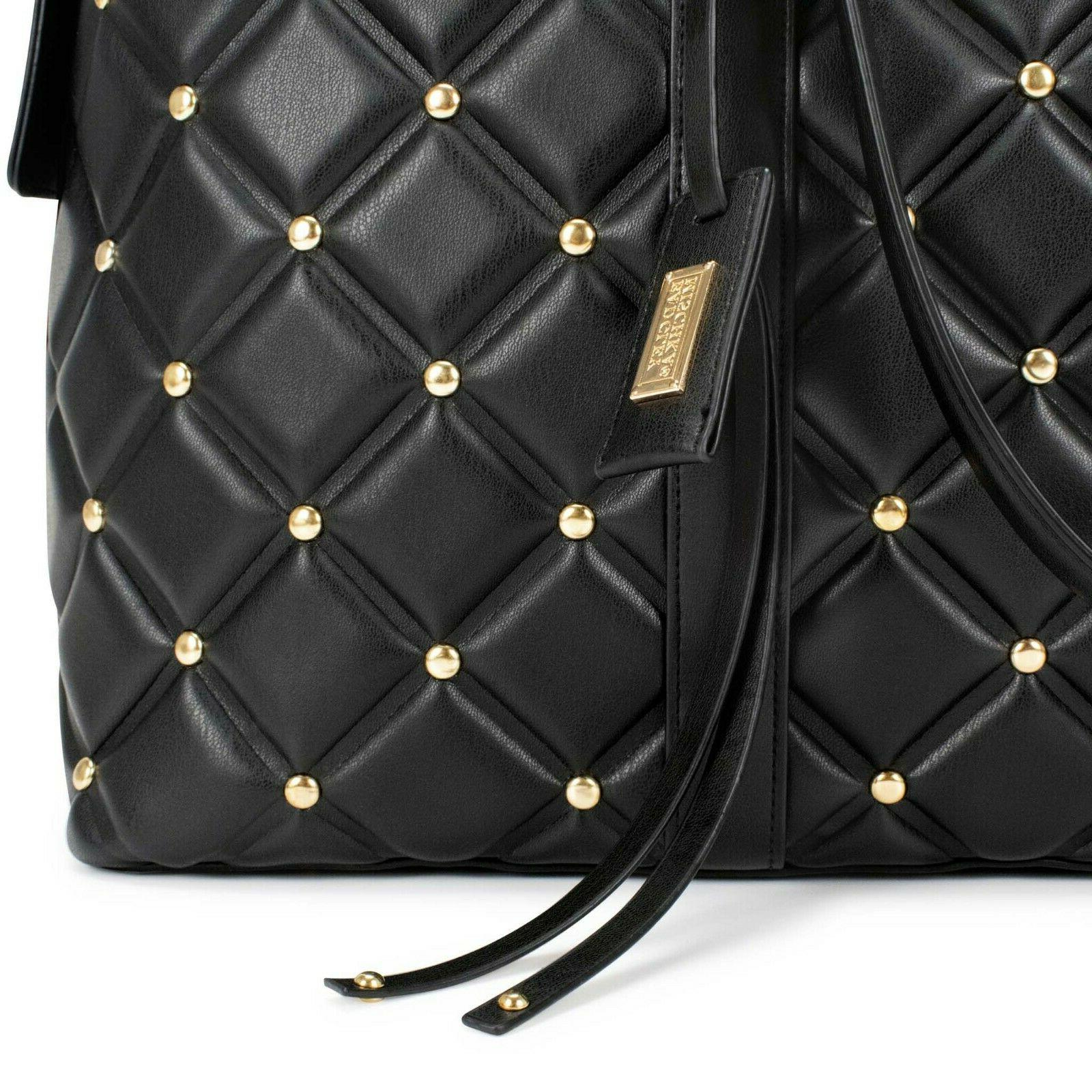 BADGLEY Quilted Tote Bag Packable Travel Bag
