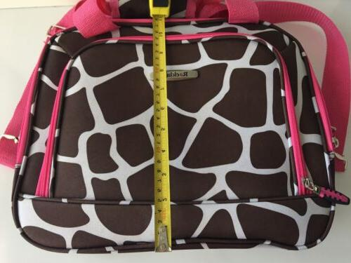 Rockland Suitcase Tote Bag Accessory Bag Luggage