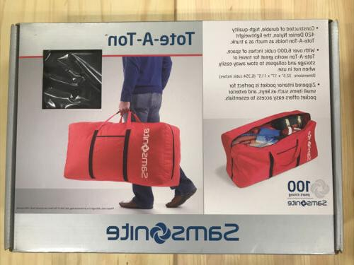 tote a ton carrying case