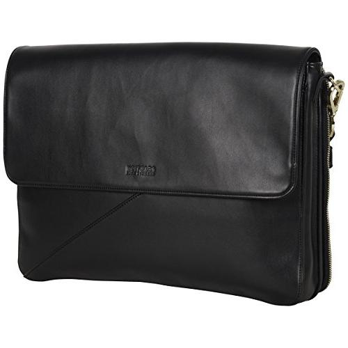 Kenneth East Bay Faux Leather Compartment Laptop Business