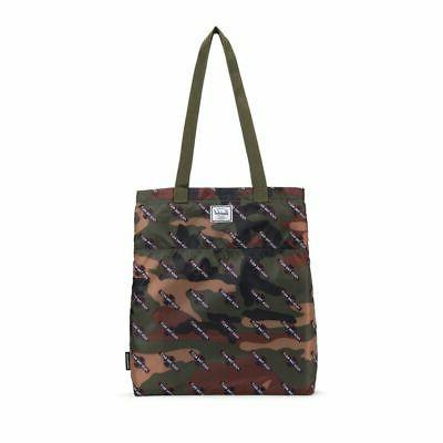 x independent tote packable bag camo
