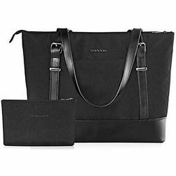 Laptop Tote Bag 15.6 Inch Large Shoulder Lightweight Nylon 2