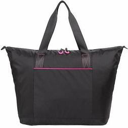 Large Gym Tote Bag for Women with Roomy Pockets