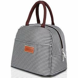 Lunch Bag Tote For Women Box Insulated Container Kitchen &am