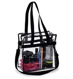 New in package Handy Laundry Clear Tote Bag