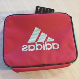 New Adidas Soft Side Sport Insulated Lunch Box School Tote B