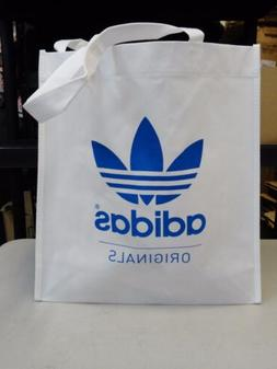 New Adidas Unisex Multi-Purpose Tote Shoulder Hand Bag White