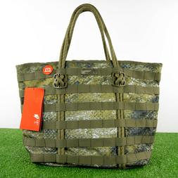 Nike NSW P-Wing AF-1 Tote Medium Olive BA6392-222 New with T