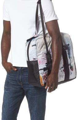 NWT! Herschel Supply HS7 BASQUIAT Tote Bag Pouch Pack Luggag