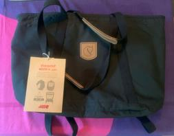 NWT fjallraven totepack No4 Wide Black One Size Tote Bag & B