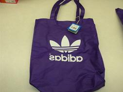 Adidas Originals Adicolor Trefoil Shopper Tote Reusable Shop