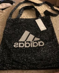 Adidas OSHA Hands Free Hand Bag Messenger Crossbody Bag Blac