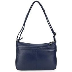 real genuine leather tote large capacity casual