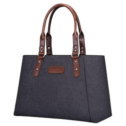 S-ZONE Women's Handbags Lightweight Large Tote Casual Work B
