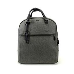 Tumi Stanton Orion Laptop Backpack Earl Gray Convertible Tot