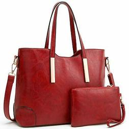 TcIFE Purses and Handbags for Womens Satchel Shoulder Tote B
