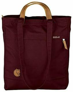 Fjallraven Totepack No.1 Dark Garnet, One Size