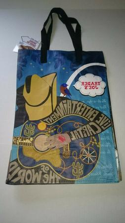 Trader Joe's Reusable Shopping Bag Grocery Missouri Live Ent