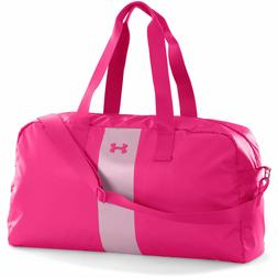 Under Armour Universal Duffel Holdall PINK Gym Yoga Large Ba