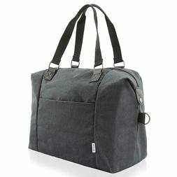 Weekender Bag for Women - Overnight Travel Tote - Underseat