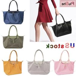 Women's Large Waterproof Casual Solid Color Fashion  Nylon H