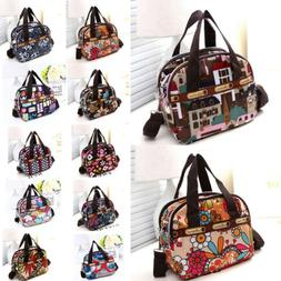 Women's Satchel Shoulder Bag Tote Messenger Cross Body Water